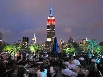 De bedste rooftop-barer i New York - 230 Fifth