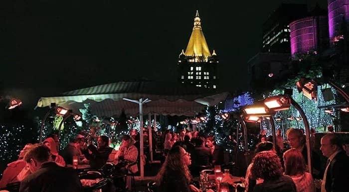 De bedste rooftop-barer i New York - Rooftop-bar