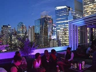 De bedste rooftop-barer i New York - Sky Room