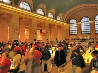 Elektronik i New York - Apple Store Grand Central
