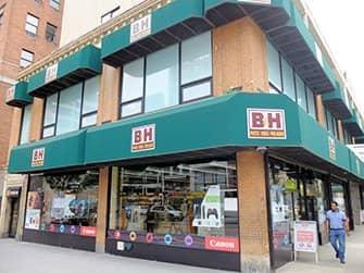 Elektronik i New York - B&H
