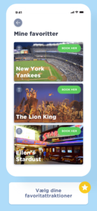 Eric's New York App - Screenshot app 3