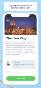 Eric's New York App - Screenshot app 4