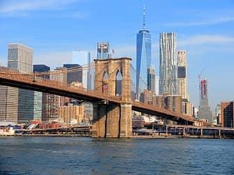 Forskellen på New York Explorer Pass og New York Pass - Brooklyn Bridge