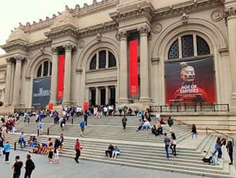 Forskellen på New York Explorer Pass og New York Pass - Metropolitan Museum of Art