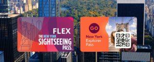 Forskellen på New York Sightseeing Flex Pass og New York Explorer Pass