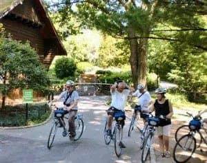 Guidet cykeltur i New York