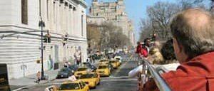 Hop-on-hop-off-bus i New York