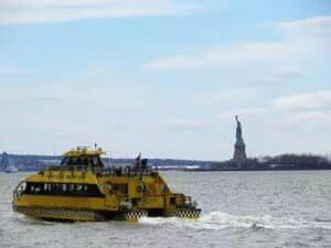 Hop-on-hop-off-cruise i New York