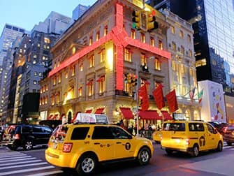 Juletid i New York - Cartier