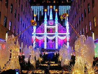 Juletid i New York - Saks Fifth Avenue