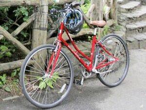 Leje cykel i New York