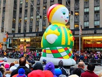 Macy's Thanksgiving Parade - Matryoshka
