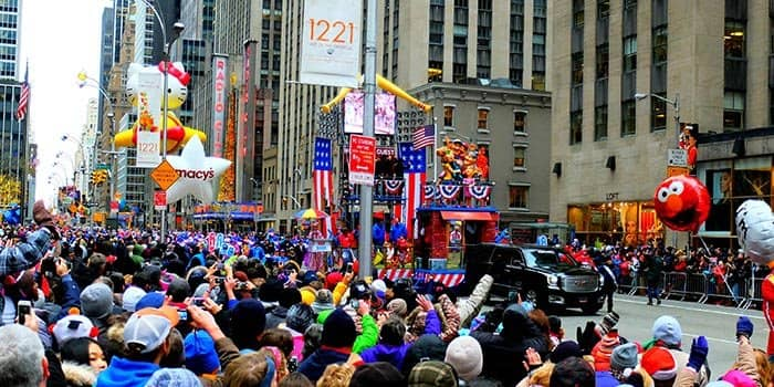 Macy's Thanksgiving Parade - Paraden