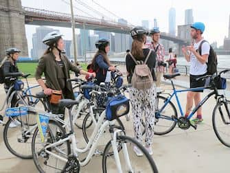 New York Pass - Guidet cykeltur
