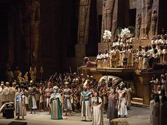 Opera billetter i New York - Aida