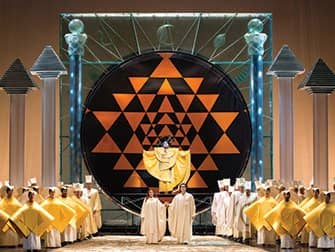 Opera billetter i New York - The Magic Flute
