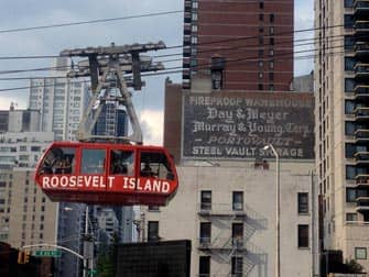 Roosevelt Island Tram New York - Upper East Side