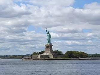 Staten Island Ferry - Frihedsgudinden