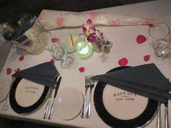 Valentinsdag cruise med middag i New York - Romantisk middag