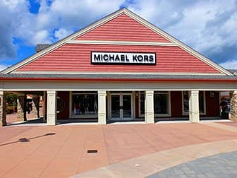 Woodbury Common Premium Outlet Center i New York- Michael Kors