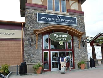 Woodbury Common Premium Outlet Center i New York - Welcome Center
