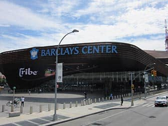 Brooklyn i New York - Barclays Center
