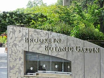 Brooklyn i New York - Brooklyn Botanic Garden