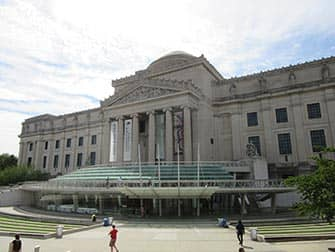 Brooklyn i New York - Brooklyn Museum