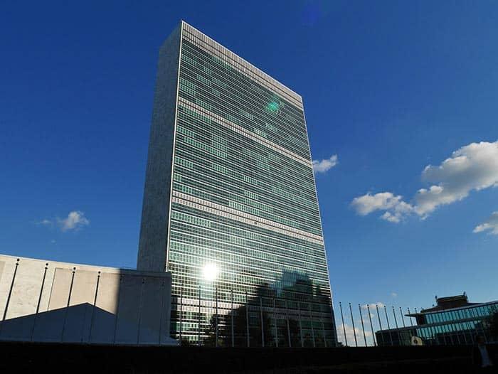 De Forenede Nationer i New York - Hovedkontor