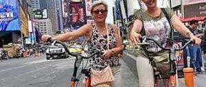 Guidet cykeltur på Manhattan