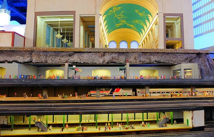 Gulliver's Gate miniatureverden - Grand Central