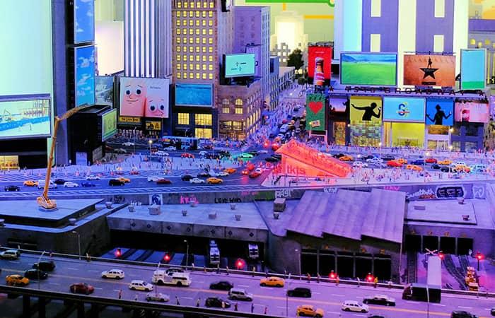 Gulliver's Gate miniatureverden - Times Square