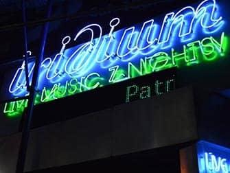 Jazz og blues i New York - Iridium