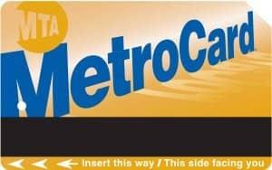 Køb New York MetroCard
