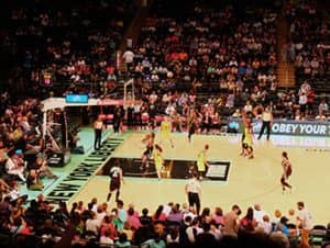 New York Liberty basketball billetter