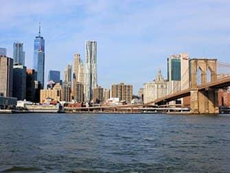 New York Pizza Tour til Brooklyn og Coney Island - Brooklyn Bridge Park