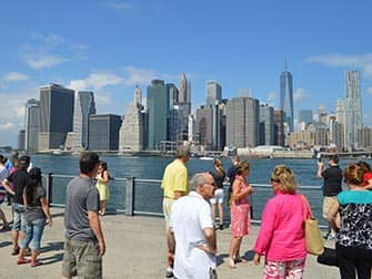 New York Pizza Tour til Brooklyn og Coney Island - Brooklyn Promenade