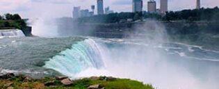 New York til Niagara Falls dagstur med bus