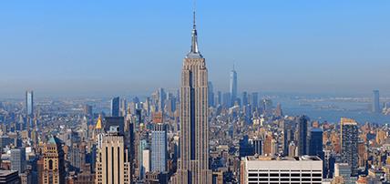 Besøg Empire State Building