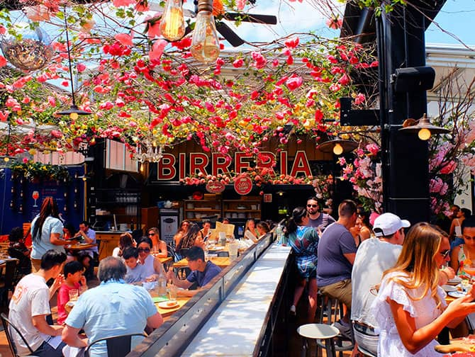 Restauranter i New York - Birreria