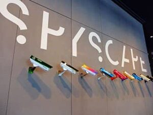 SPYSCAPE spionmuseum i New York