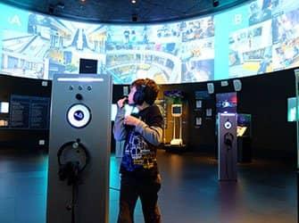 SPYSCAPE spionmuseum i New York - Surveillance