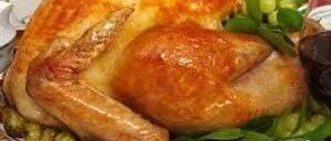 Thanksgiving i New York - Kalkun
