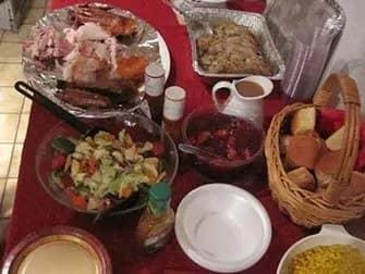 Thanksgiving i New York - Typiske retter til Thanksgiving