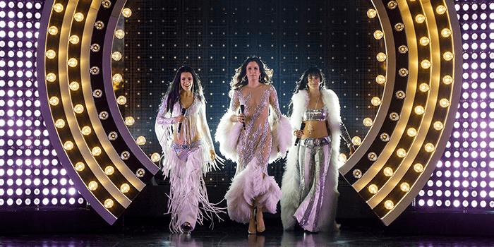 The Cher Show Broadway billetter - De medvirkende