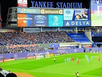 Billigt i New York - Fodbold