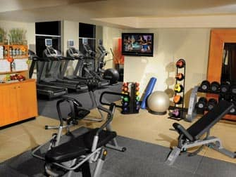 DoubleTree Suites Hotel Times Square - Fitnessrum
