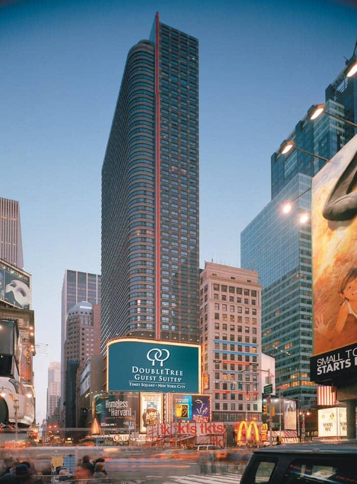 DoubleTree Suites Hotel Times Square - Udefra