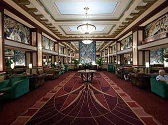 Edison Hotel i New York - Lobby